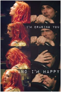 Eternal Sunshine of the Spotless Mind directed by Michel Gondry Series Quotes, Film Quotes, Movies Showing, Movies And Tv Shows, Meet Me In Montauk, Michel Gondry, Eternal Sunshine, Jim Carrey, Love Hurts