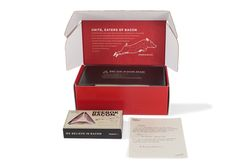 Reebok CrossFit Games 2014: Bacon box