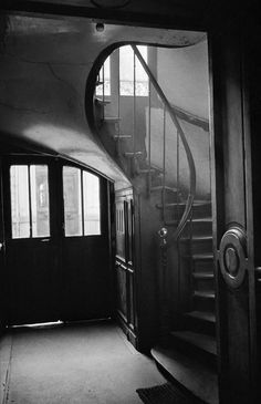 Paris 1955  Photo: Inge Morath