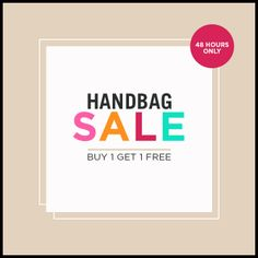 Buy 1 Handbag and get 1 Handbag FREE! 48 hours only. Shop Handbags > http://lbb.ag/h5LZ  If this pin gets 100 repins by 10am PST  3/7 we'll add even more bonus handbags at 12pm PST on 3/7.  VIP only. Excludes Add to Bag. Ends 10am PST on 3/8.