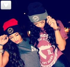 luv it <3 #hair #hat #beanie #swag #girls #classy #dope