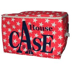 House Case Stars Rouge