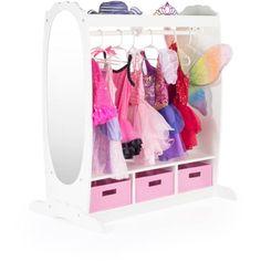 Guidecraft Dress Up Storage, Multiple Colors - Walmart.com