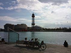 Transbordador Aeri del Port in Barcelona