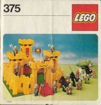 This site offers old LEGO® instructions going all the way back to 1966 and currently have 1340 different LEGO® set instructions.