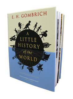 Beautifully told stories about various significant events throughout history.