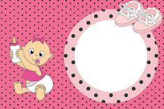 Marcos e imágenes de Baby Shower y Nacimiento niña   Imágenes para Peques