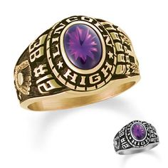 Class Rings: Personalized College & High School Graduation ... |Womens High School Class Rings