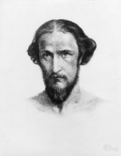 Dante Gabriel Rossetti,1870, William James Stillman