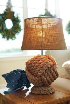 Master the monkey's knot! #potterybarn