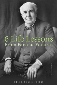 6 lessons from famous failures