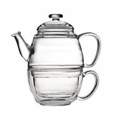 Teapot & cup. Great hostess gift!