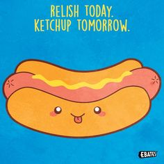 Ketchup, mustard, chili, or relish? However you top it, it's National #HotDogDay!