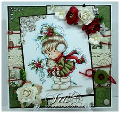 Berry - Whimsy Stamps