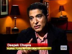 Deepak Chopra - Life After Death - full show (short) ~ It's the ultimate question: what happens when we die? Is there life after death? Deepak Chopra is a spiritual guru to millions. In his new book, he builds his case for the afterlife. The book is called Life After Death: The Burden of Proof.