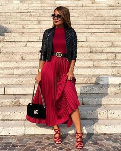 Fashion • Instagram Mori Fashion, Fashion Mode, Daily Fashion, Trendy Fashion, Luxury Fashion, Fashion Looks, Fashion Outfits, Fashion Trends, Style Fashion