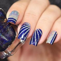 We have found 19 Winter Nail Designs That Are Cold As Ice! If you are looking to keep your nails fresh this winter, please looks at the nails below for serious inspiration. You don't really have to worry about the toes during the winter time since you most likely will be wearing cute socks and boots …