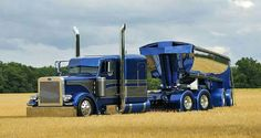 Peterbilt ...earning money while looking great!!!