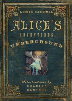 In celebration of the story's 150th anniversary, this elegant new collector's edition of Alice's Adventures Underground features...drawings from renowned artist Charles Santore, and an introduction by revered literary scholar, Michael Patrick Hearn.  - See more at: http://books.simonandschuster.com/Alices-Adventures-Under-Ground/Lewis-Carroll/9781604335729#sthash.QtwLCHjA.dpuf