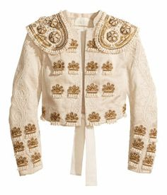 H&M offers fashion and quality at the best price Band Jacket, Hotel King, Korean Fashion Trends, Embroidered Jacket, Spanish Style, Korean Outfits, Fashion Outfits, Womens Fashion, Work Wear