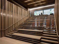 Center for Jewish Life at Drexel University by Stanley Saitowitz | Natoma Architects | Universities