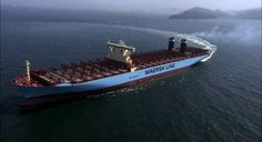 @MaerskLine PLACES USD1.8 BILLION ORDER FOR 19,630 TEU SHIPS