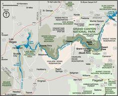 Supai Arizona Map.11 Best Supai Trip Images Places To Visit Beautiful Places