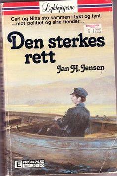 Den sterkes rett av Jan H. Den, Reading, Books, Movies, Movie Posters, Libros, Films, Book, Film Poster