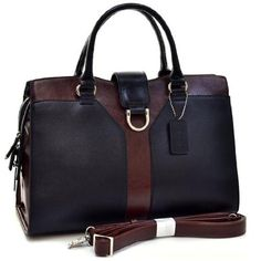 two toned handbags   Tim's Totes and Handbags Dasein Symmetric Two Tone Satchel With Silver ...