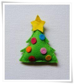 christmas tree Christmas Recipes, Christmas Time, Merry Christmas, Christmas Ornaments, Sewing Toys, Felt Toys, Stuffed Toys Patterns, Xmas Tree, Grandkids
