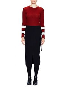 Achieve an effortless fashion with our range of designer clothes, which you can use as travel outfits, work outfits or casual wear. Winter 2017, Fall Winter, Autumn, Casual Wear, Pencil, Fitness, Skirts, How To Wear, Outfits