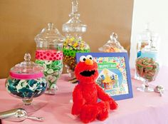 A Colorful Sesame Street 1st Birthday {Guest Feature} — Celebrations at Home