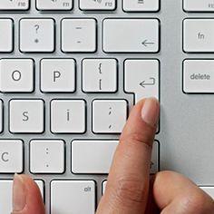 Get Organized: Keyboard Shortcuts