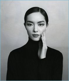 Fei Fei Sun for Chanel