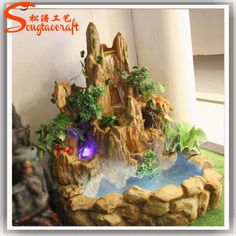 Resin-indoor-fountains-and-waterfalls-waterscape-decorative.jpg (600×600)