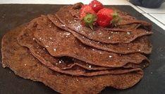 LA recette ultime de pancakes hyper-protéinés au chocolat (protéines Whey)