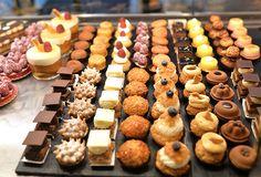 Les gâteaux de Bruno Saladino à Lyon