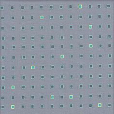 Jay McCarroll Woodland Wonderland - Polka Blocks, Grey - $9.50 per yard
