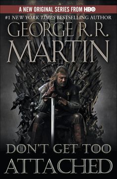 George R.R. Martin: A Game of Thrones Reader Submission: Title and Redesign by Lauren Dee. awesome funny