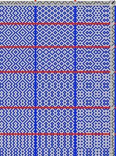 weaving patterns for 4 shaft looms Tablet Weaving, Loom Weaving, Weaving Designs, Weaving Projects, Weaving Patterns, Weaving Textiles, Tapestry Weaving, Art Du Fil, Weaving Techniques