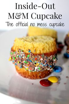Inside Out Cupcakes - the official no mess cupcake
