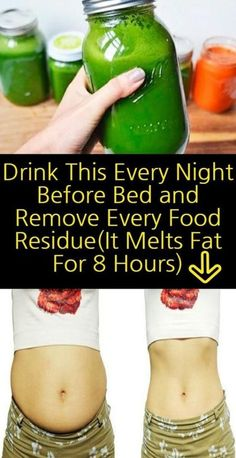 Drink this every night before bed and remove every food residue and also melt fat for 8 hours | Valueable Tips and Tricks