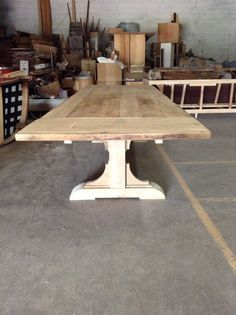 Our Latest Custom Table Made From Reclaimed Barnwood Flooring It S 9 Ft Long With Dining Tablesfarm Tablescharlotte Ncdining