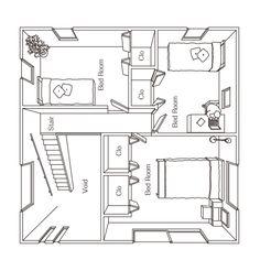 3LDK図面 【ZERO-CUBE】:ゼロキューブ コーディネーター日誌