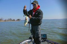 FLW Tour pro Terry Bolton talks about an often overlooked way to catch prespawn bass when the water is still cold but starting to warm up in the early spring. He highlights the importance of a slow reel and how the bass will change during the day. ...