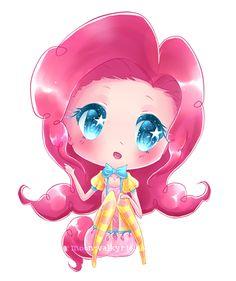 Pinkie by moon-valkyrie.deviantart.com on @deviantART