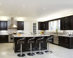 1000 images about cabinetsmith on pinterest ontario for Chocolate pear kitchen cabinets