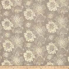 Designed for Hoffman International Fabrics, this Indonesian batik is perfect for quilting, craft projects, apparel and home décor accents. Colors include shades of grey and cream.
