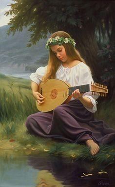 Mark Arian (1947 - ….) – Pintor Americano_16