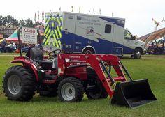 Used Mahindra 3016 Tractor